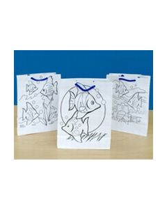 kleurbare papieren tasjes  per stuk       544837_small
