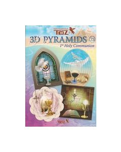 TBZ 1ste Holy Communion 3D Pyramids nr.73  309073_small