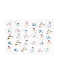 Wekabo3D knipvel 736 Kleine Baby plaatjes_small