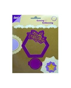 Joy Cutting en embossing Stencil  6002 0038_small