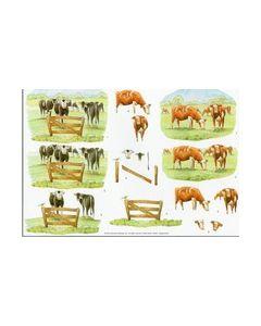 Hobby Totaal 60 Koeien knipvel_small