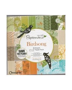 Birdsong 6x6 paper pack PMA160105_small