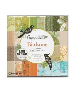 Birdsong 8x8 Paper pack PMA160104_small