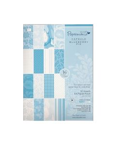 Papermania A4 paper Pack 32 sheets PMA1607404_small