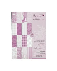 Papermania A4 paper Pack 32 sheets PMA1607401_small
