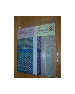 Creative Jewels stickers 6 stuks 62104_small