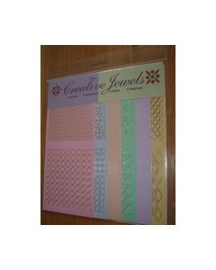 Creative Jewels stickers 6 stuks 62106_small