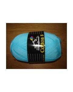 Cotton 8 Scheepjeswol 50 gr. 622 Blauw Mayflower_small