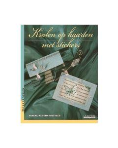 Kralen op kaarten met stickers Anneke Radsma-Rietveld_small