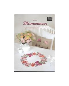 Blumenmeern  N0.125 Borduurpatronen Rico Design_small