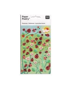Viltstickers paper poetry lieverheersbeestjes enz. 087927005_small