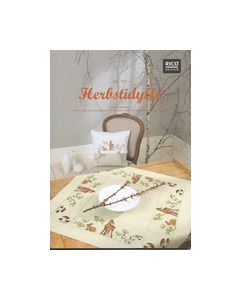 Herbestidylle no.127   Borduurpatronnen Rico design_small