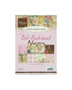 Pretty Papers Bloc Old-Fashioned Nursery PB7031_small
