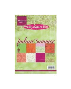 Pretty Papers BlocIndian Summer PK9076_small