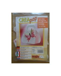 Creapop Mini geschenkbox tas 6x6cm art.nr. 3901 977_small