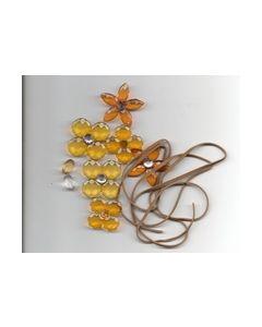 Pakket met kralen koord voor Butterfly  art.nr. 3902 101_small