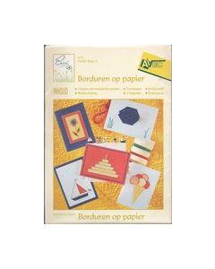 Borduren op Papier Kinder Feest EF0074 Erica Fortgens_small