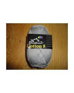 Cotton 8 Scheepjeswol 50 gr. Grijs 710_small