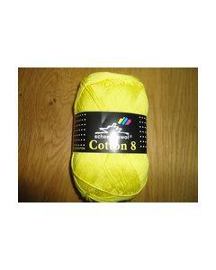 Cotton 8 Scheepjeswol 50 gr. Geel 551 Mayflower_small