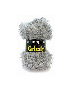 Grizzly Scheepjes kleur 2  100gram 8717738981489_small