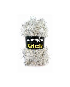 Grizzly Scheepjes kleur 1  100gram 8717738981472_small
