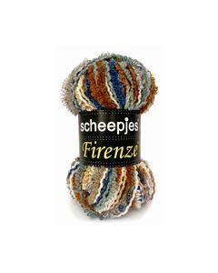 Firenze Scheepjes kleur 06 multi 100 gram 8717738985869