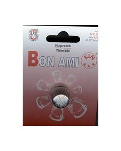 Vingerhoed 17.5 mm Bon ami art.361175_small