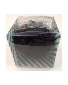 Pompon zwart imitatie bont 383175.006 Voorraad 4 stuks_small