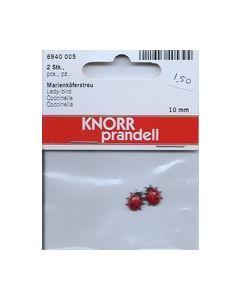 Knor prandell Lieveneerbeestjes 10 mm 2 stk. 6940005_small