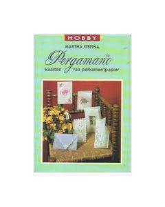 Pergamano kaarten van perkamentpapier SSBN 90-384-0170-1_small