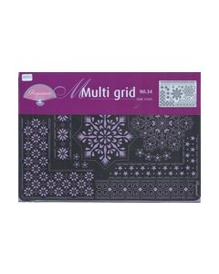 Pergamano multi grid 34 no.31443_small