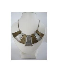 Collier goud met zilver 0000007_small