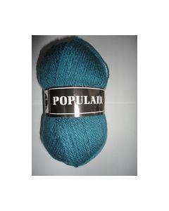 Populair Beijer Kleur 31 blauw-grijs 100% Acryl Breigaren_small