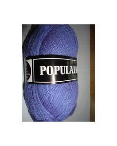 Populair Beijerkleur kleur 68 paars 100% Acryl Breigaren_small