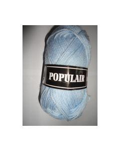 Populair Beijer kleur03 licht blauw 100% Acryl Breigaren_small