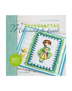 Wenskaarten Met naald en draad 978-90-4391-6226_small