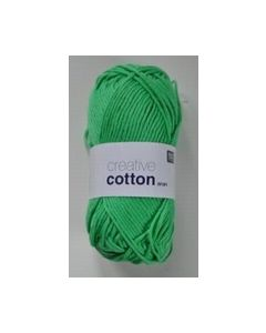 Rico creative Cotton Appel Groen 40 aran 4050051507467_small