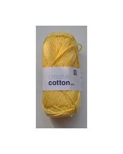 Rico Creative Cotton Light Yellow 63 aran 4003855375299_small