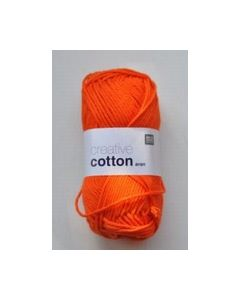 Rico Creative Cotton Orange 74 aran 4003855375312_small