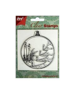 Joy! stempel kerst 2 code 6410 0052_small