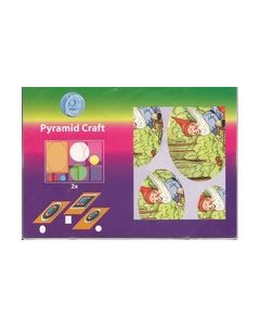 Pyramid Craft kaarten 506-6033 Kabouters_small