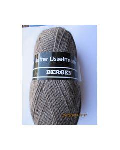 Bergen Botter Ijsselmuiden Bruin Sokkenwol nr. 003