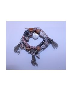 Armband Paars mix 000413_small