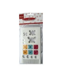 Quilling set butterfly FG 2411 Marianne Desig_small