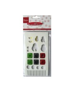 Quilling set ladybug FG 2411 Marianne Design_small