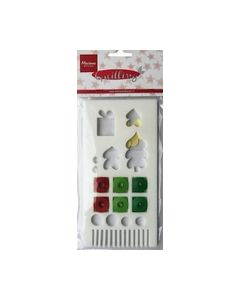 Quilling set pine tree FG 2414 Marianne Design_small