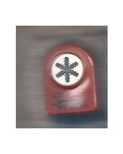 Figuurpons Small sneeuwvlok 7 817825 160504_small