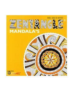 Zentangle Mandala's 9789043917223_small
