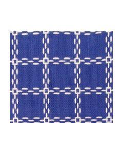 Beiersbont blauw wit 542021 100% kartoen 160cm breed_small