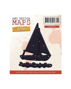 Die - Amy Design - Maps - Boat ADD10029_small